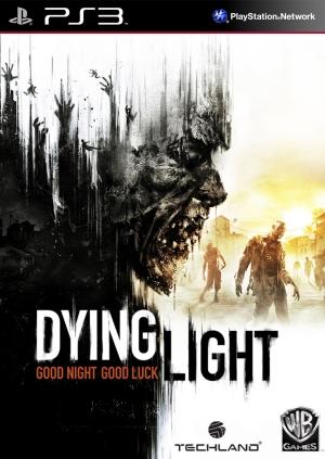 Copertina Dying Light - PS3
