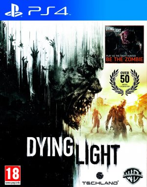 Copertina Dying Light - PS4