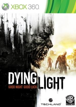 Copertina Dying Light - Xbox 360