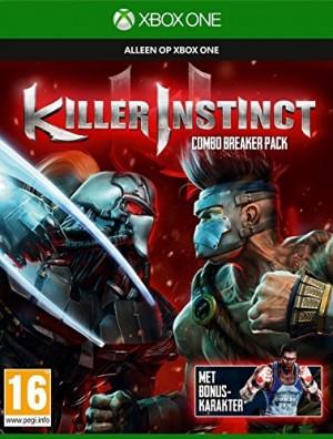 Copertina Killer Instinct - Xbox One