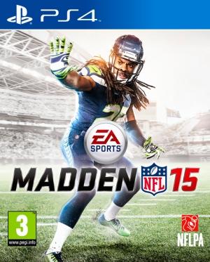 Copertina Madden NFL 15 - PS4