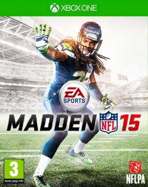 Copertina Madden NFL 15 - Xbox One