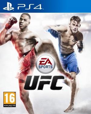 Copertina EA Sports UFC - PS4
