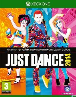 Copertina Just Dance 2014 - Xbox One