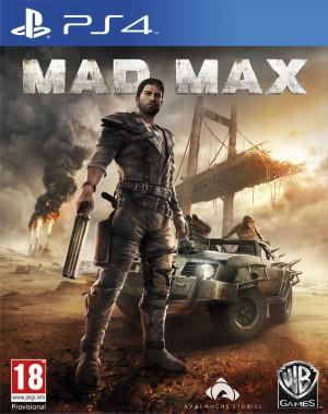 Copertina Mad Max - PS4