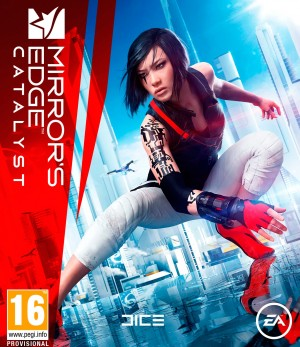 Copertina Mirror's Edge: Catalyst - PS3