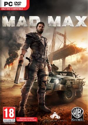 Copertina Mad Max - PC