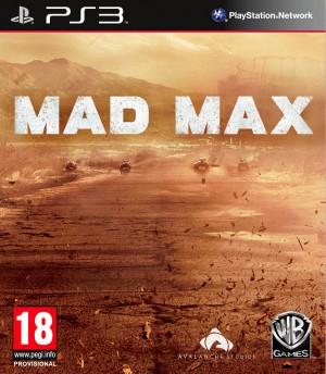Copertina Mad Max - PS3