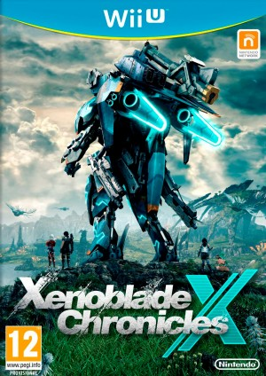 Copertina Xenoblade Chronicles X - Wii U