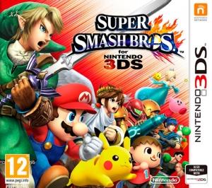 Copertina Super Smash Bros. - 3DS