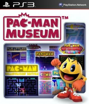 Copertina PAC-MAN Museum - PS3