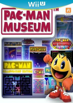 Copertina PAC-MAN Museum - Wii U