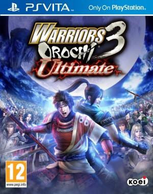 Copertina Warriors Orochi 3 Ultimate - PS Vita