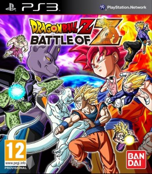 Copertina Dragon Ball Z: Battle of Z - PS3
