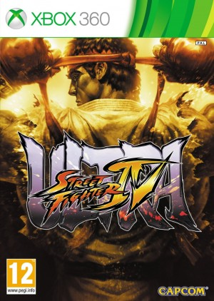 Copertina Ultra Street Fighter IV - Xbox 360