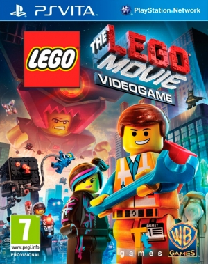 Copertina The LEGO Movie Videogame - PS Vita
