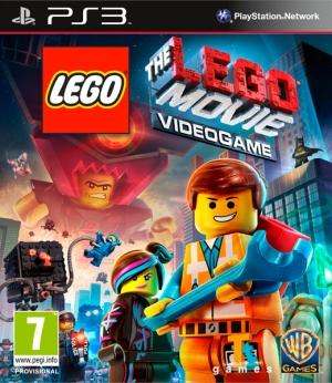 Copertina The LEGO Movie Videogame - PS3
