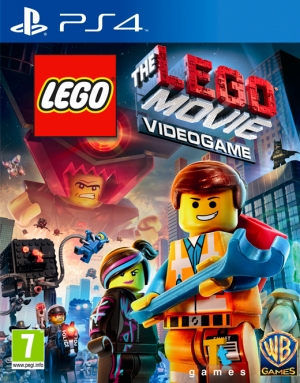 Copertina The LEGO Movie Videogame - PS4
