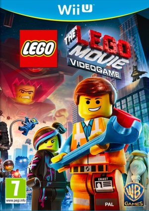 Copertina The LEGO Movie Videogame - Wii U