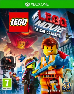 Copertina The LEGO Movie Videogame - Xbox One