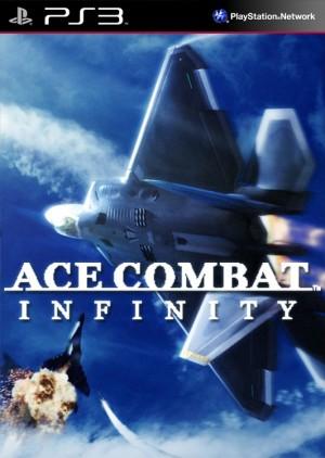 Copertina Ace Combat Infinity - PS3