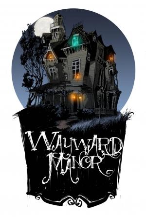 Copertina Wayward Manor - iPad