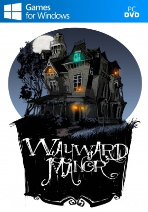 Copertina Wayward Manor - PC