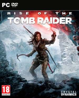 Copertina Rise of the Tomb Raider - PC