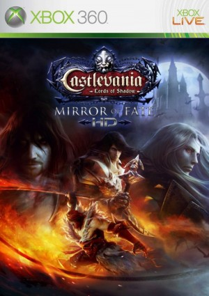 Copertina Castlevania: Lords of Shadow - Mirror of Fate HD - Xbox 360