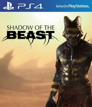 Copertina Shadow of the Beast Remake - PS4