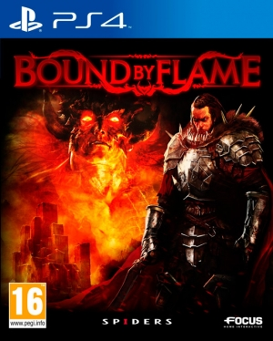 Copertina Bound by Flame - PS4