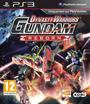 Copertina Dynasty Warriors: Gundam Reborn - PS3
