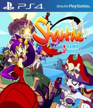 Copertina Shantae: Half-Genie Hero - PS4
