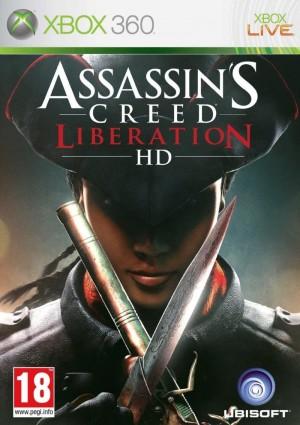 Copertina Assassin's Creed Liberation HD - Xbox 360