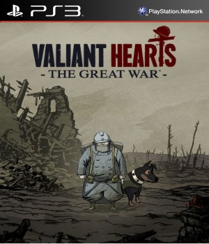 Copertina Valiant Hearts: The Great War - PS3