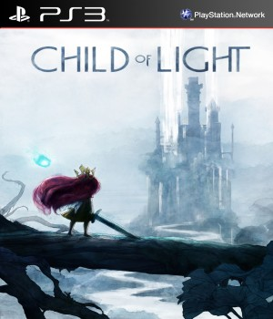 Copertina Child of Light - PS3