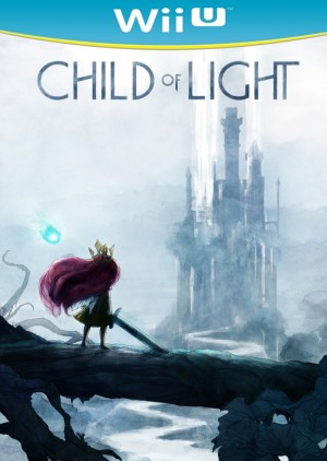 Copertina Child of Light - Wii U