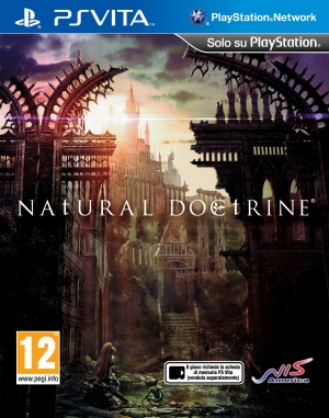 Copertina Natural Doctrine - PS Vita