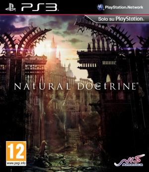 Copertina Natural Doctrine - PS3