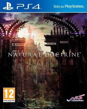 Copertina Natural Doctrine - PS4
