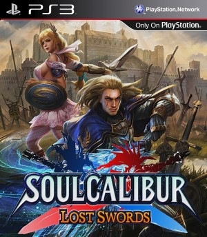 Copertina Soul Calibur: Lost Swords - PS3