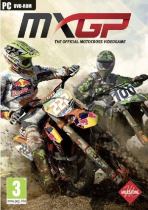 Copertina MXGP: The Official Motocross Videogame - PC