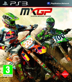 Copertina MXGP: The Official Motocross Videogame - PS3