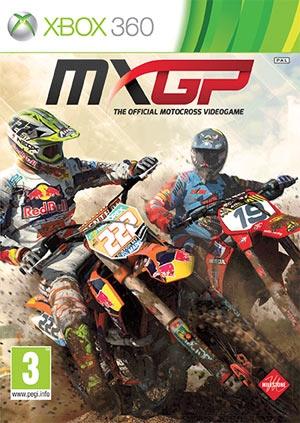 Copertina MXGP: The Official Motocross Videogame - Xbox 360