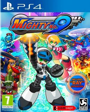Copertina Mighty No. 9 - PS4