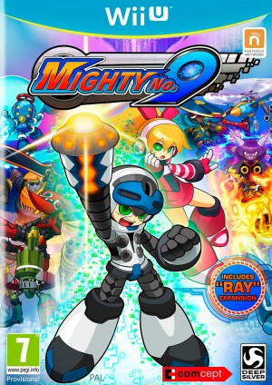 Copertina Mighty No. 9 - Wii U