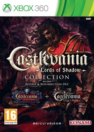 Copertina Castlevania: Lords of Shadow Collection - Xbox 360