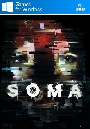 Copertina SOMA - PC