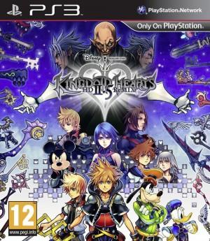 Copertina Kingdom Hearts HD 2.5 ReMIX - PS3