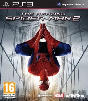 Copertina The Amazing Spider-Man 2 - PS3